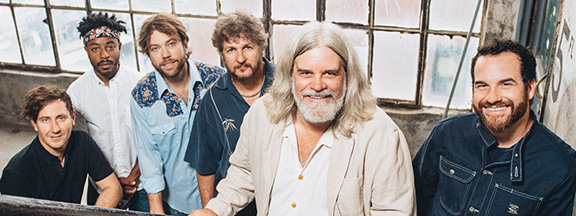 Leftover  Salmon comes into Memphis Wednesday to celebrate the Book of Life.