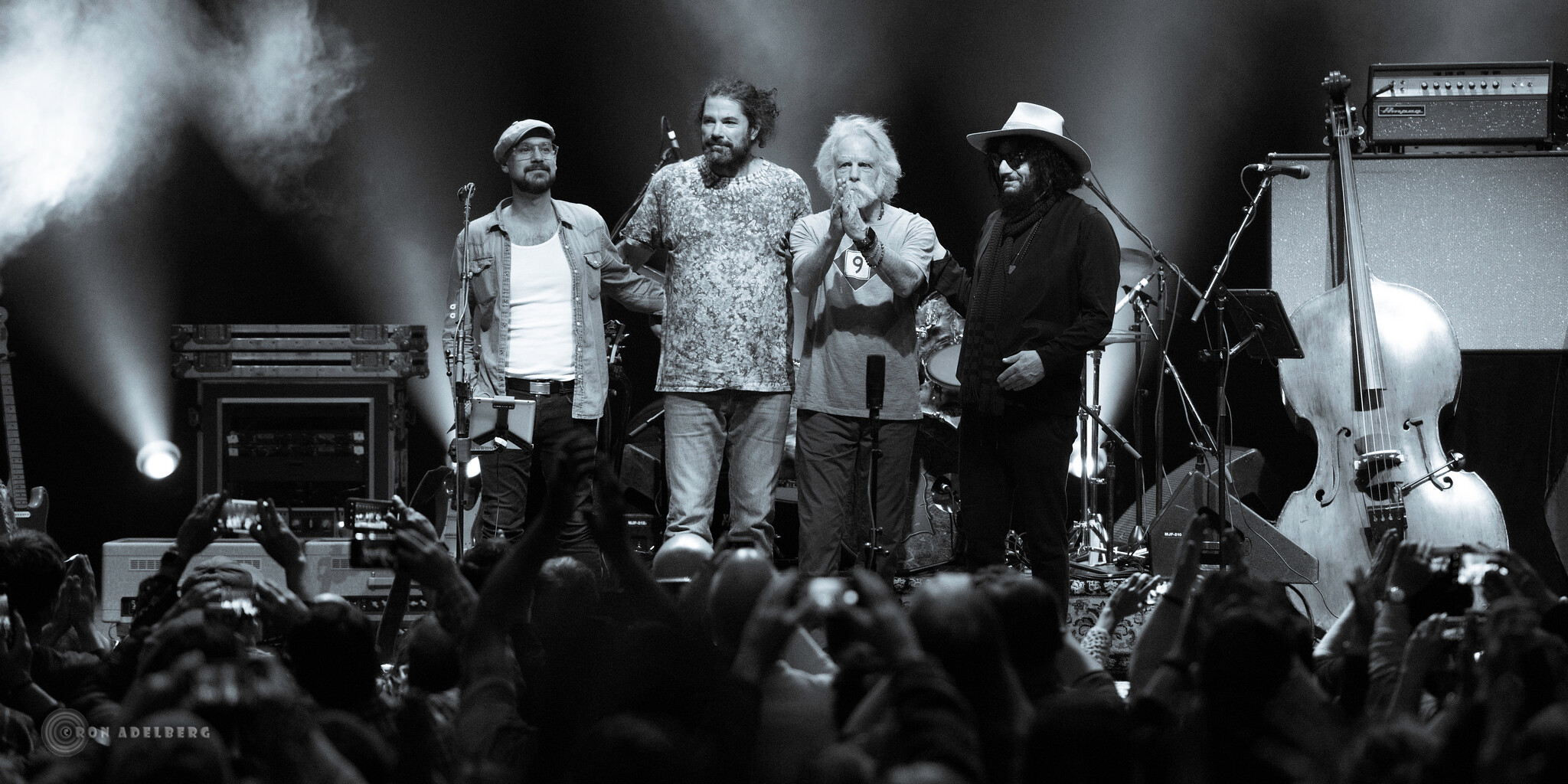 Bob Weir and Wolf Bros w/special guest Tom Hamilton get Gritty in Philly