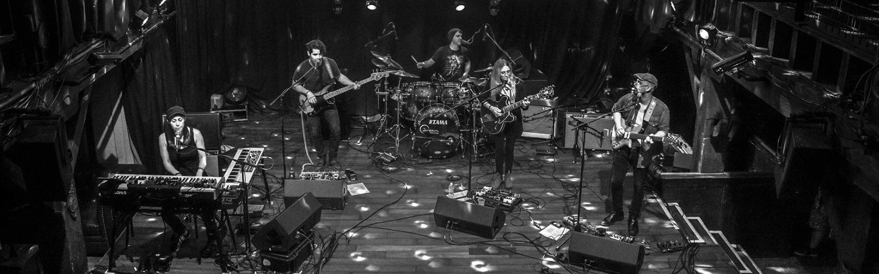 Ghost Light shares Pro-shot video live from Echo Mountain Recording Studios in Asheville, NC.