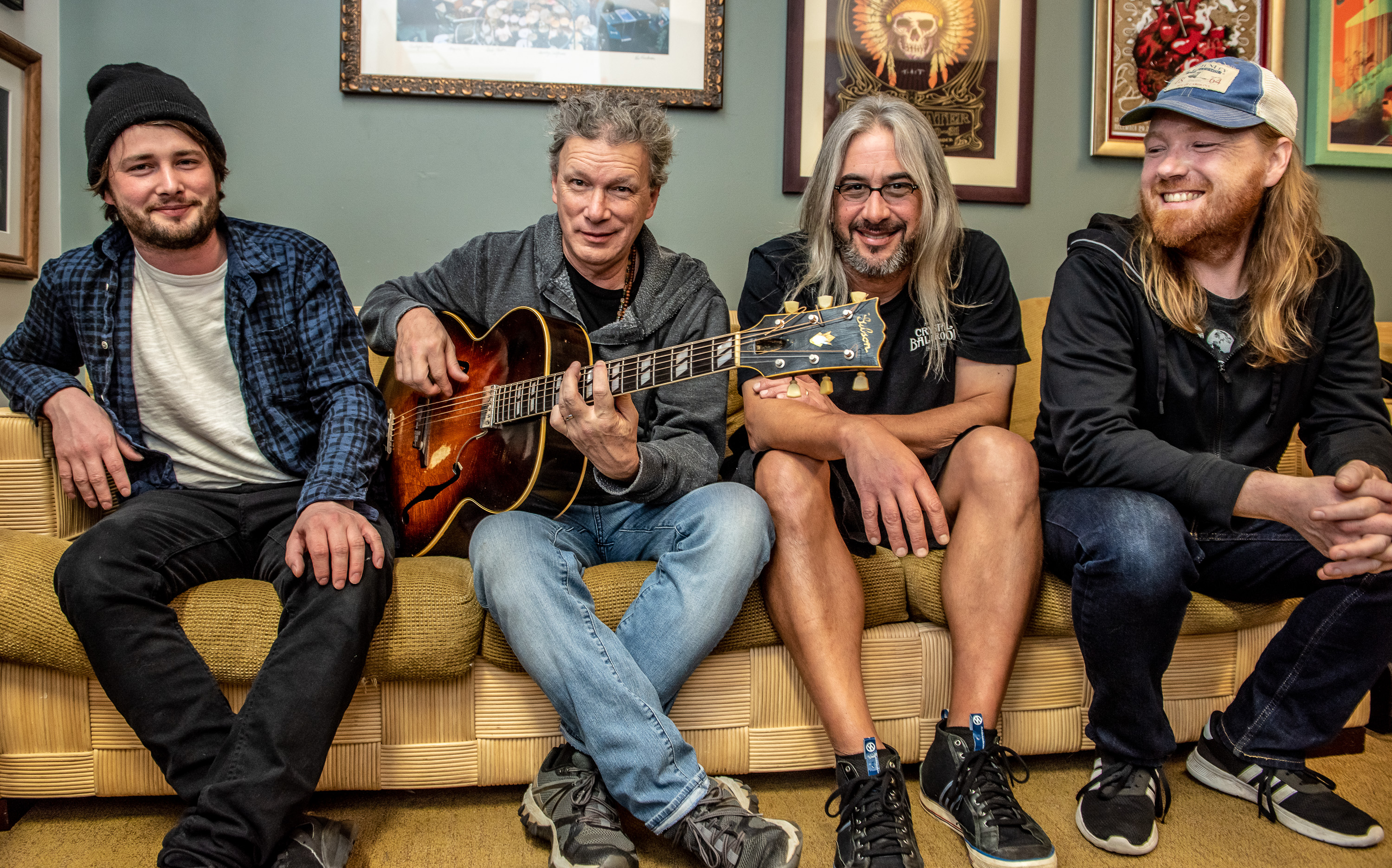 Celebrating 25 years of Steve Kimock and Friends