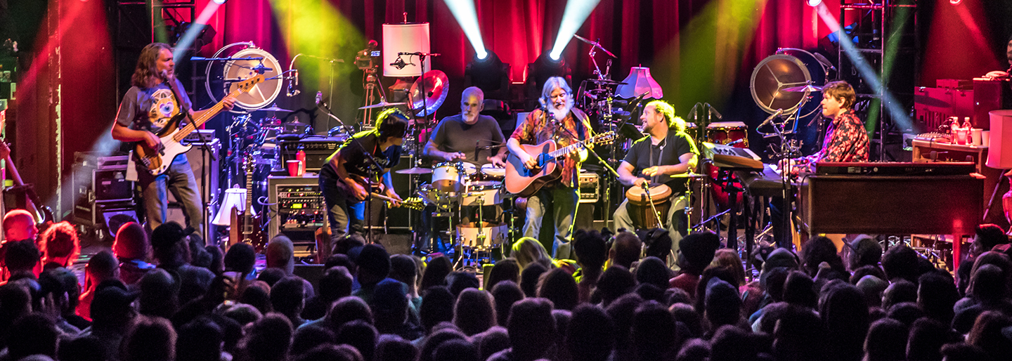 String Cheese Incident's Annual Red Rocks Run: July 19-21