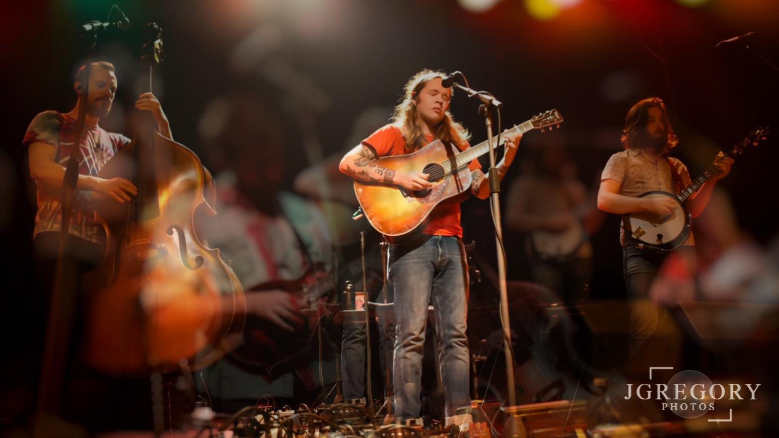 Billy Strings Tour Finale at the Madison Theater in Covington, KY