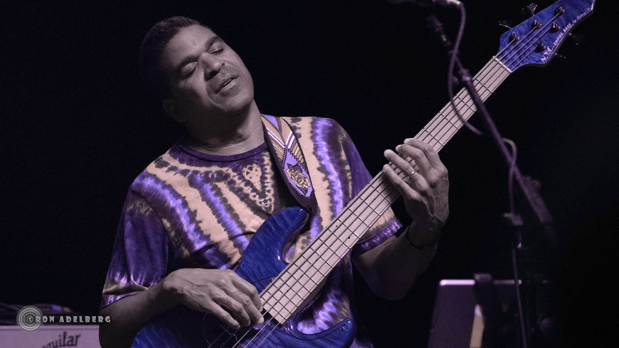 "The Voice of an Angel.  Oteil Burbidge shares ""A Piano Garcia Set."""