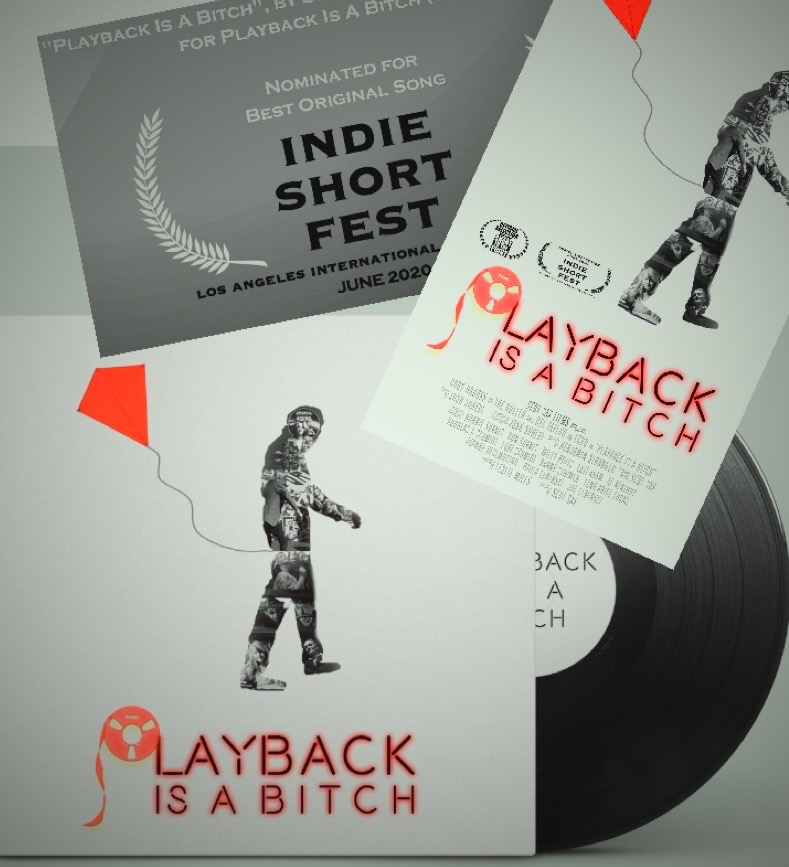 "Scot Sax Salutes the Songwriter's Struggle with Acclaimed Short Film, ""Playback is a Bitch"""